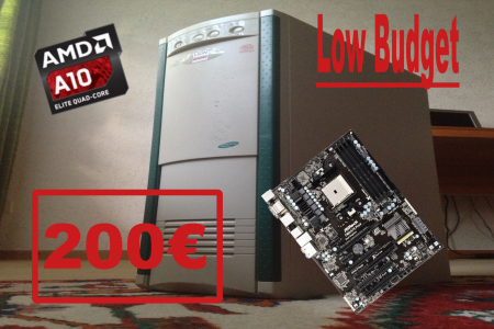 WTF?! 200€ Gaming PC
