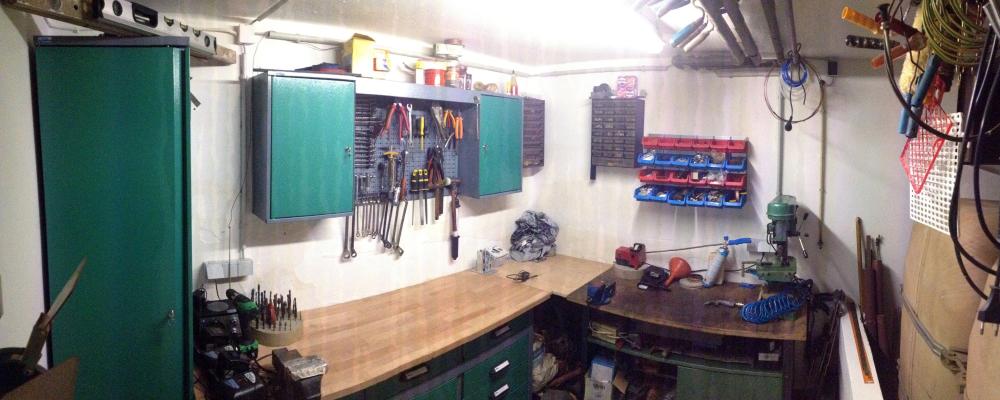 Werkstatt panorama