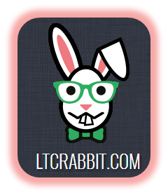 ltc rabbit leuchtend