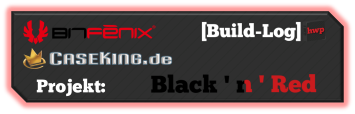 [Build-Log] Projekt Black 'n'...
