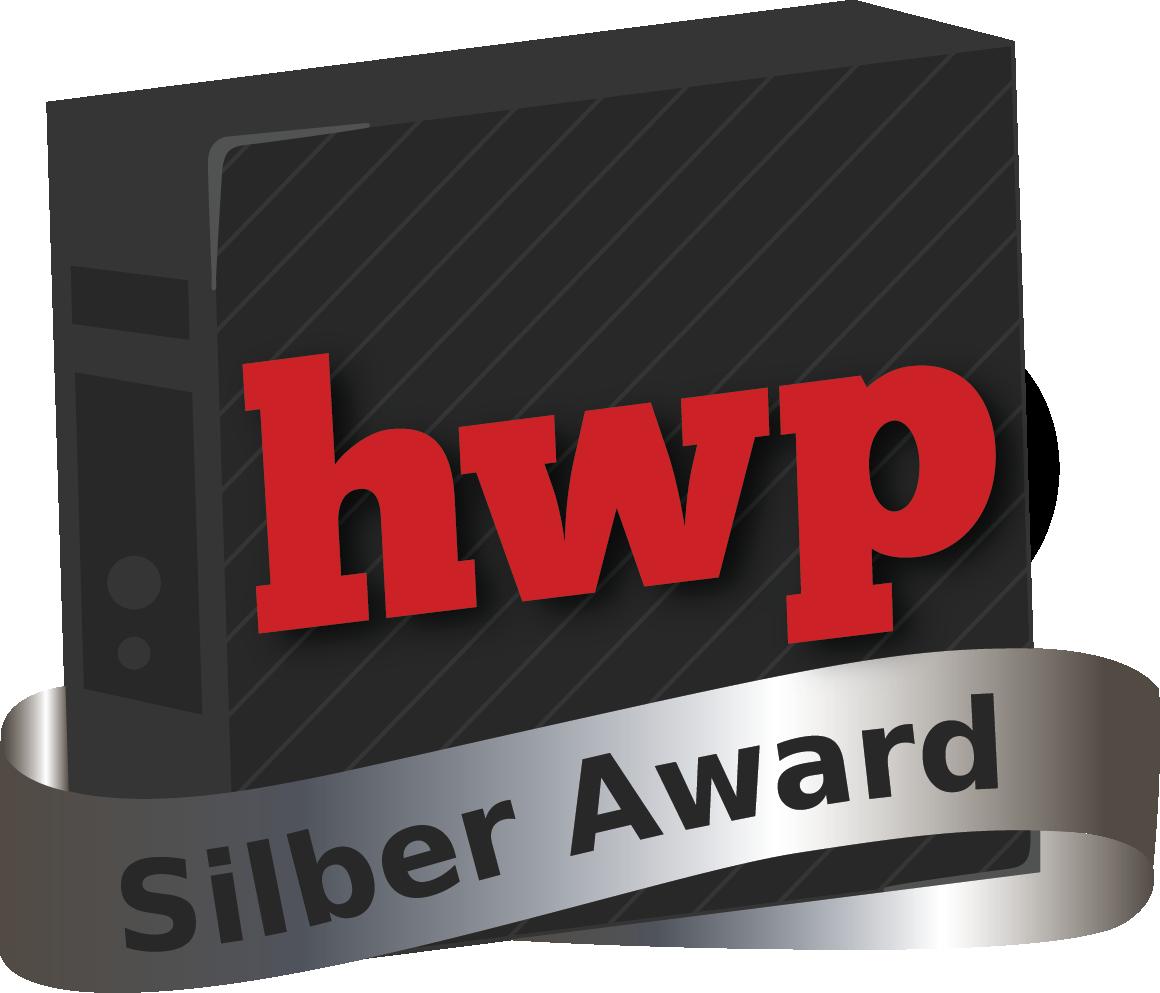 hwp award silber