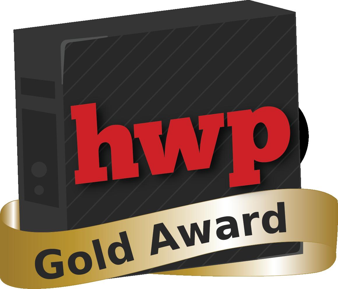 hwp award gold