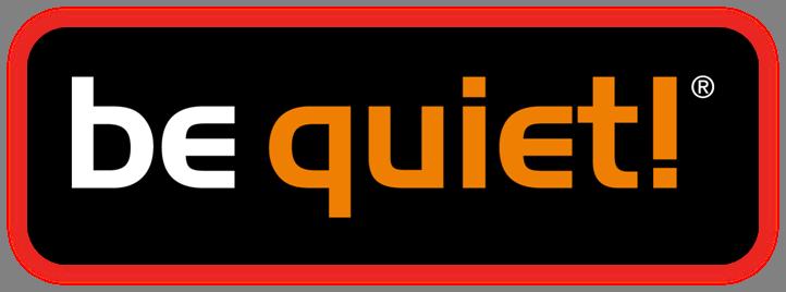 bequiet logo glow