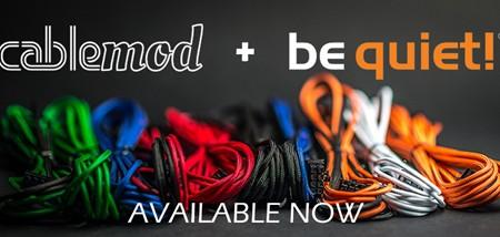 [News] CableMod Sleeves jetzt auch für bequiet!...
