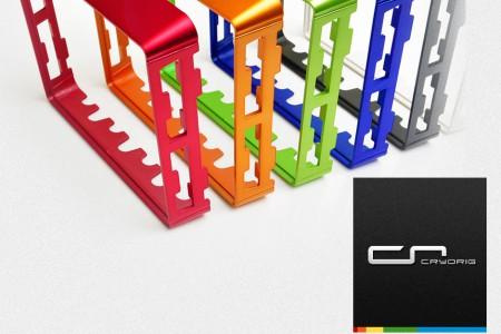 [News] Cryorig CUSTOMOD & neue Wärmeleitpasten