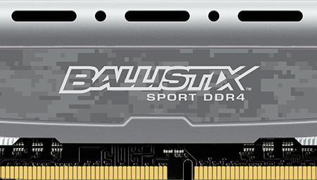 [News] Neue DDR4 Riegel von Crucial