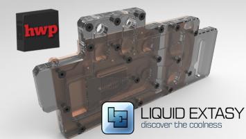 Liquid Extasy entwickelt Wasserkühler für...