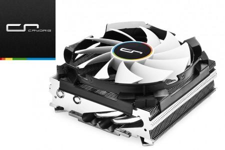 [News] CRYORIG stellt den kompakten C7 CPU-Kühler...