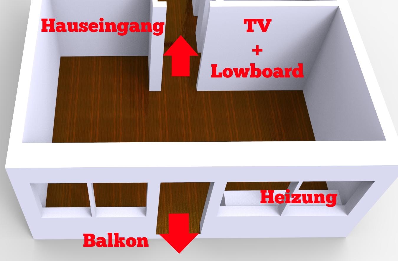 DIY] Perfektes Couch-Gaming Setup Teil 2 - hardwarepoint