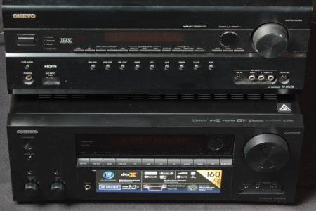 [Vergleich] Onkyo TX-SR608 vs. TX-NR656