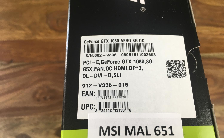 MSI GTX 1080 Aero 8G OC (2)