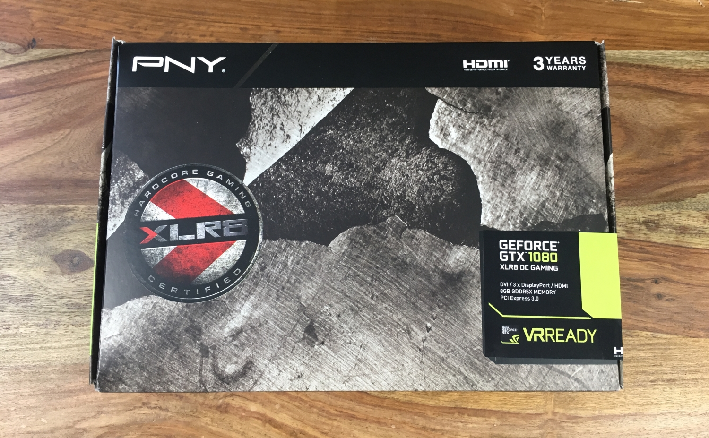 PNY GTX 1080 XLR8 OC Gaming (1)