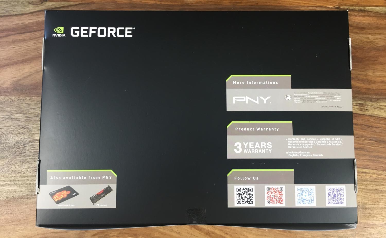 PNY GTX 1080 XLR8 OC Gaming (4)
