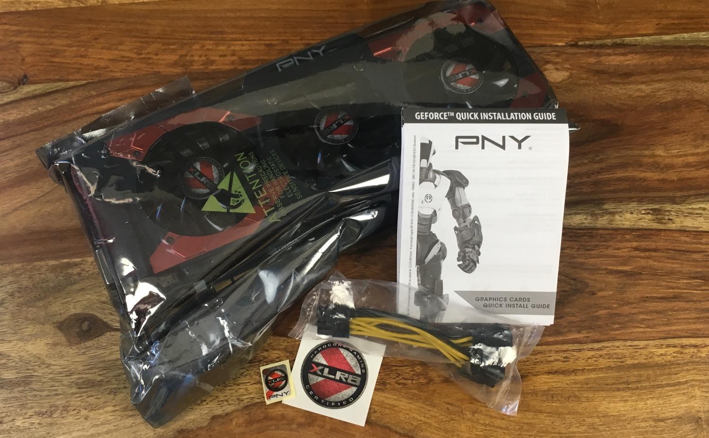 PNY GTX 1080 XLR8 OC Gaming (7)