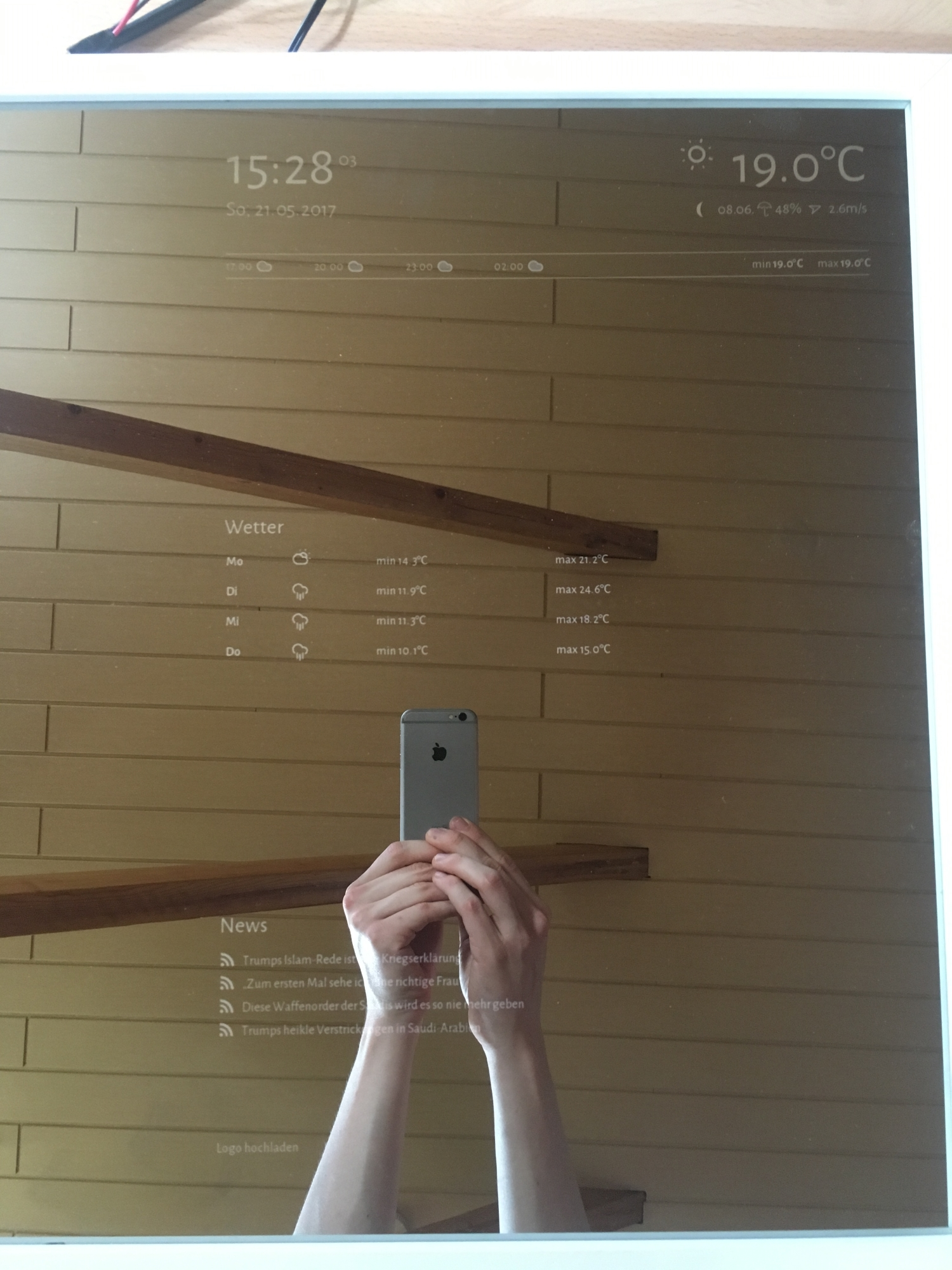 Diy Smart Mirror Hardwarepoint