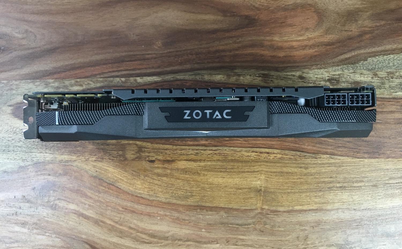 Zotac GTX 1080 AMP Edition (10)