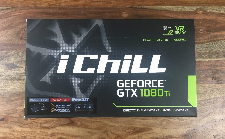 INNO3D GTX 1080 TI X3 Ultra (1)