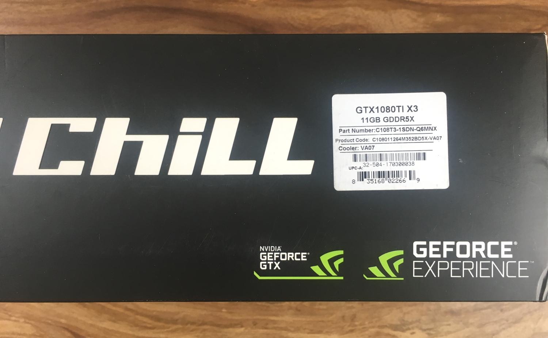INNO3D GTX 1080 TI X3 Ultra (2)