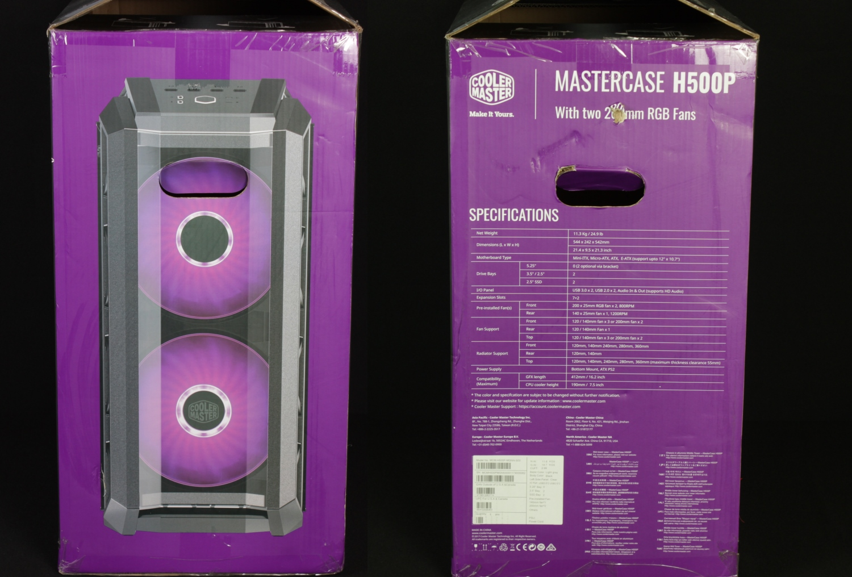 Mastercase H500P (5)
