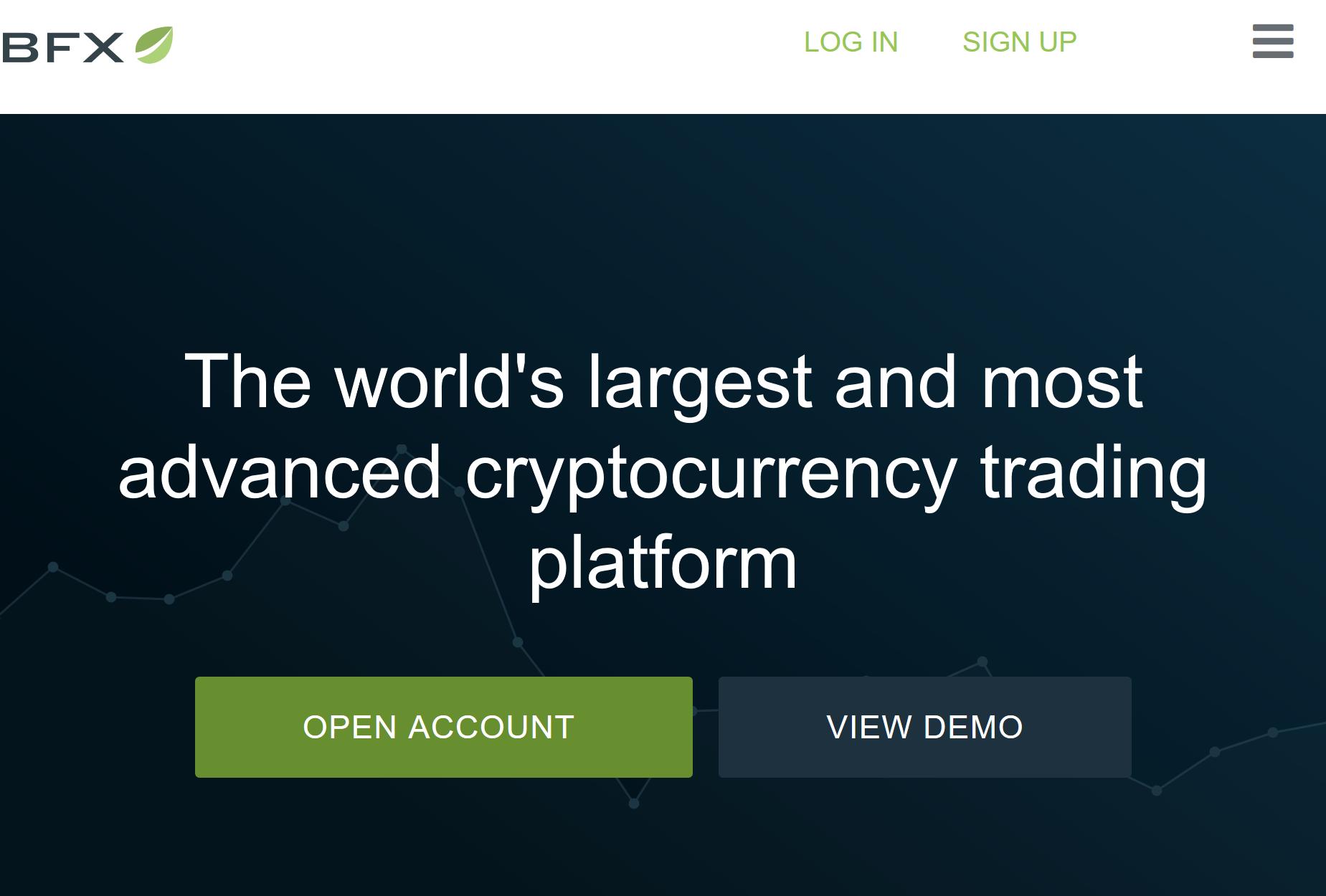 Wie bereits im vorherigen Abschnitt erwähnt nutzen wir Bitfinex als Börse um Ethereum in IOTA einzutauschen Eine Zertifizierung entfällt einfach einen