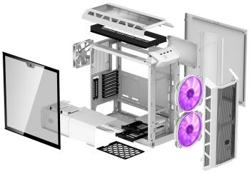 [News] Neue Varianten des Cooler Master H500P
