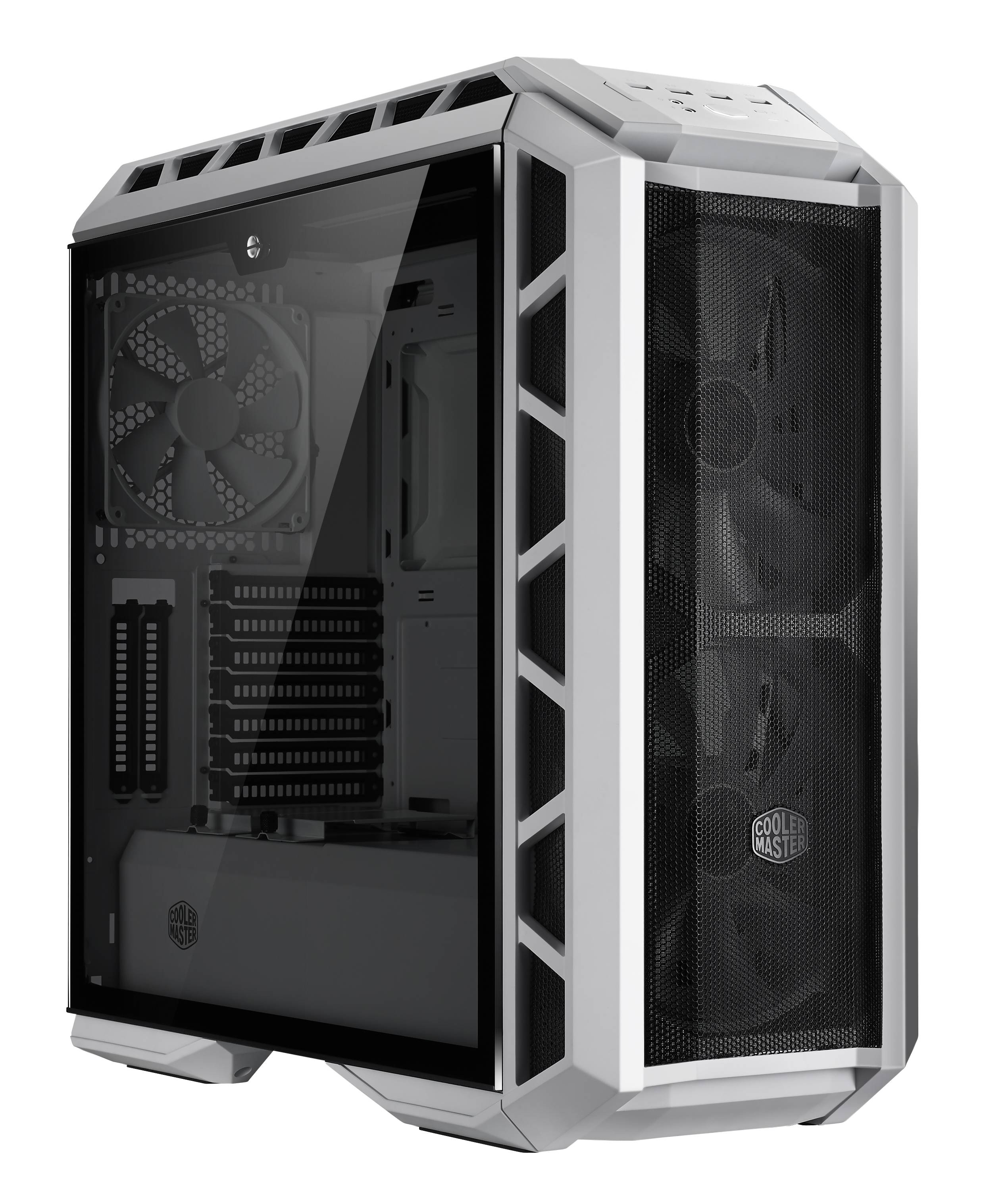 H500P MESH WHITE_45degree-01
