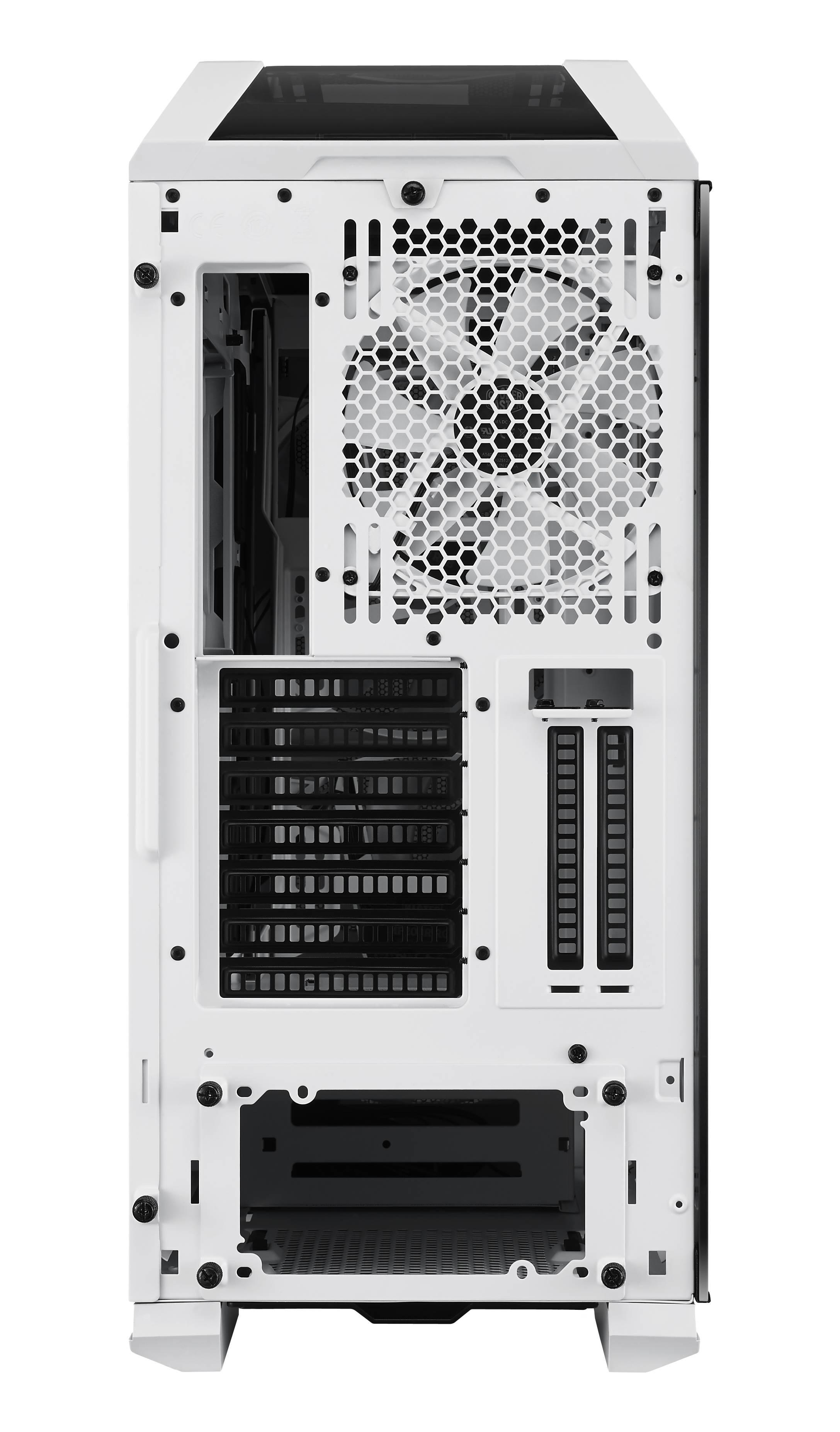 H500P MESH WHITE_back