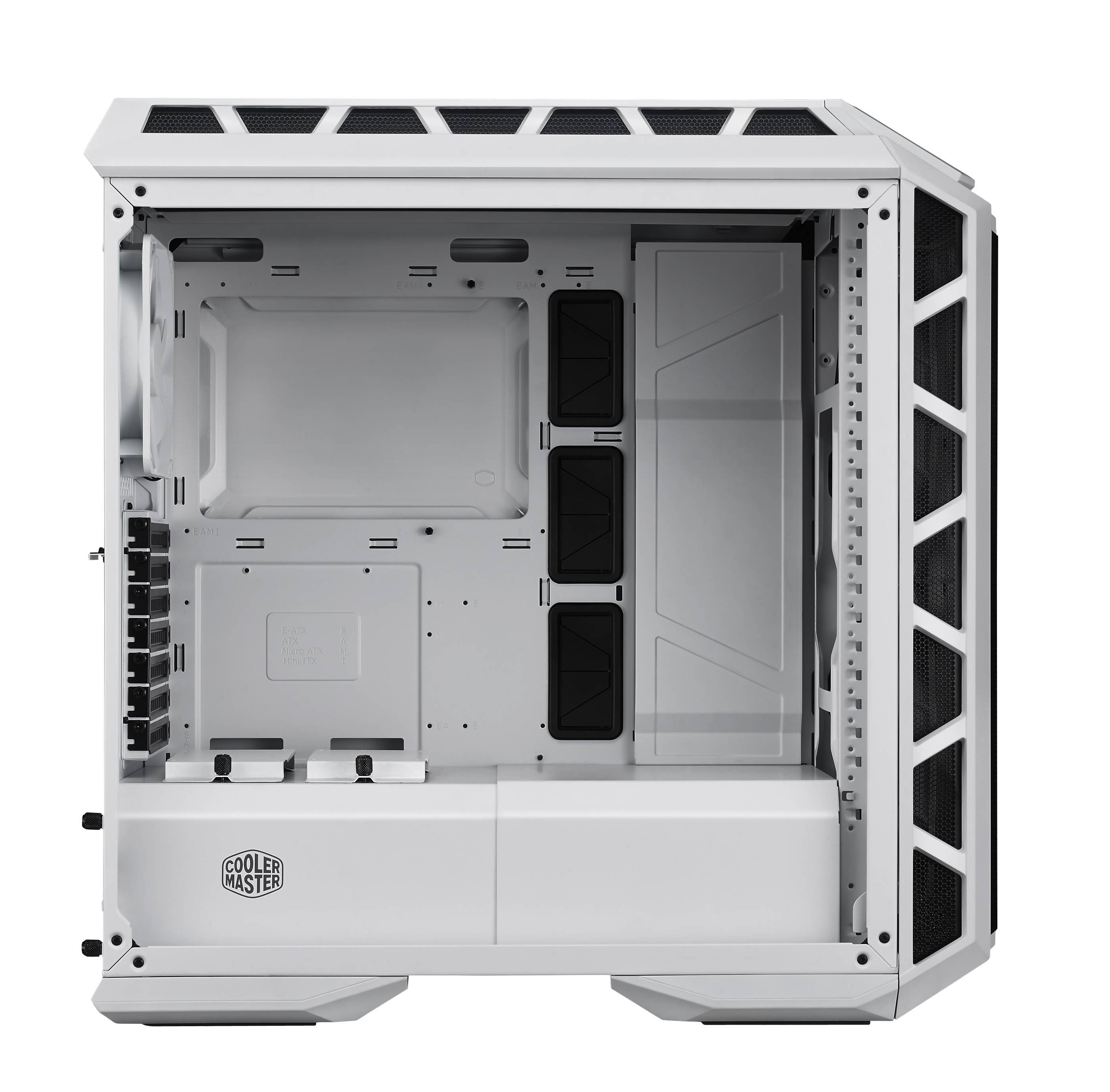 H500P MESH WHITE_side01-open