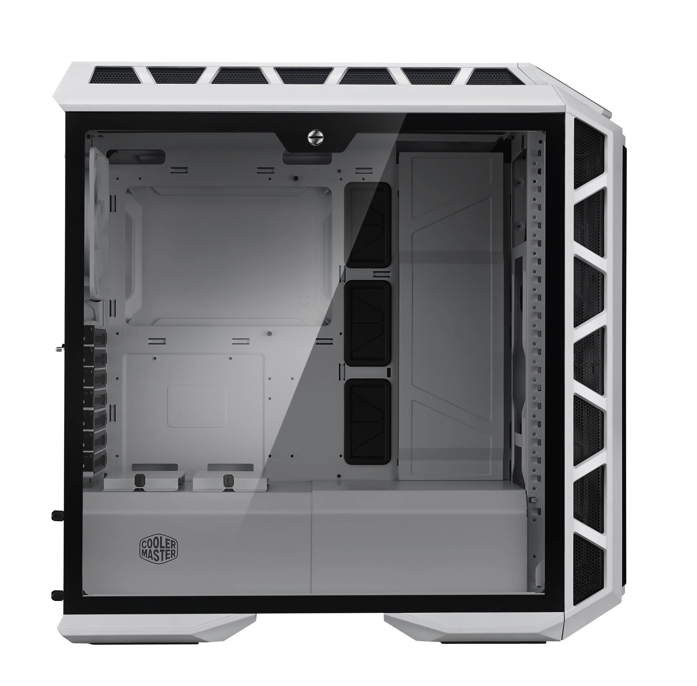 H500P MESH WHITE_side01
