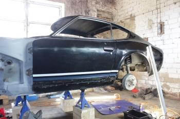 [Projekt] Datsun 280z Teil 2