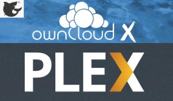 [Projekt] 4WD NAS: Plex & ownCloud Installation