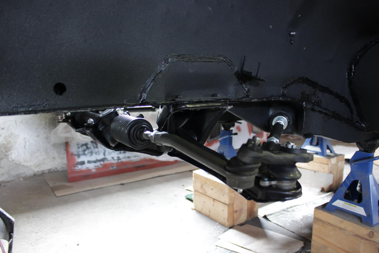 Datsun Z Fahrwerk (2)