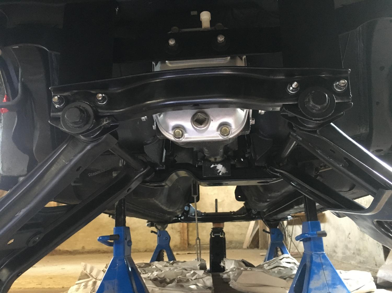 Datsun Z Fahrwerk (4)