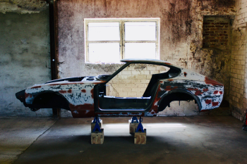 [Projekt] Datsun 280z Teil 5