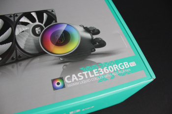 [Review] Deepcool Castle 360 RGB V2