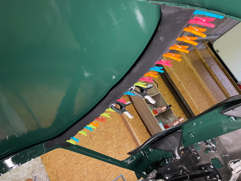 Datsun Innenraum teppich (11)