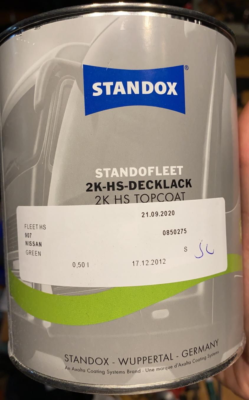 Lack 907 Nissan Standox Lackiererei (38)