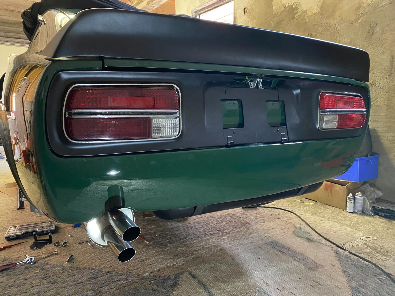 Datsun Z Auspuff 2021 (5)
