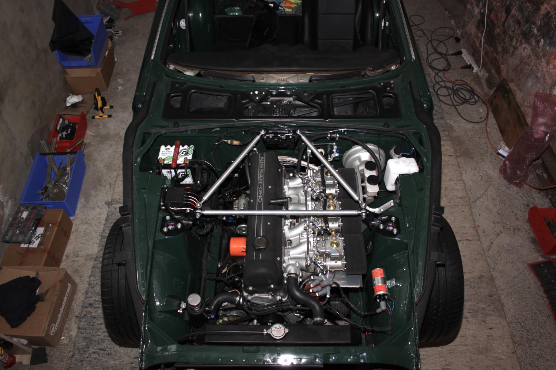 Datsun Z Engine Bay 2021 (2)